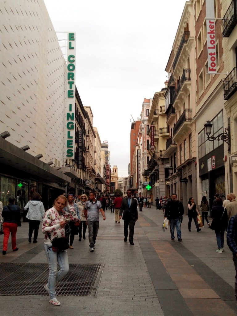 El Corte Inglès, Madrid