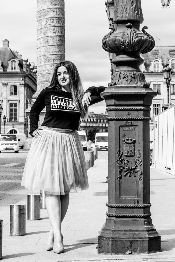TUTU SKIRT - PARIS VENDOME