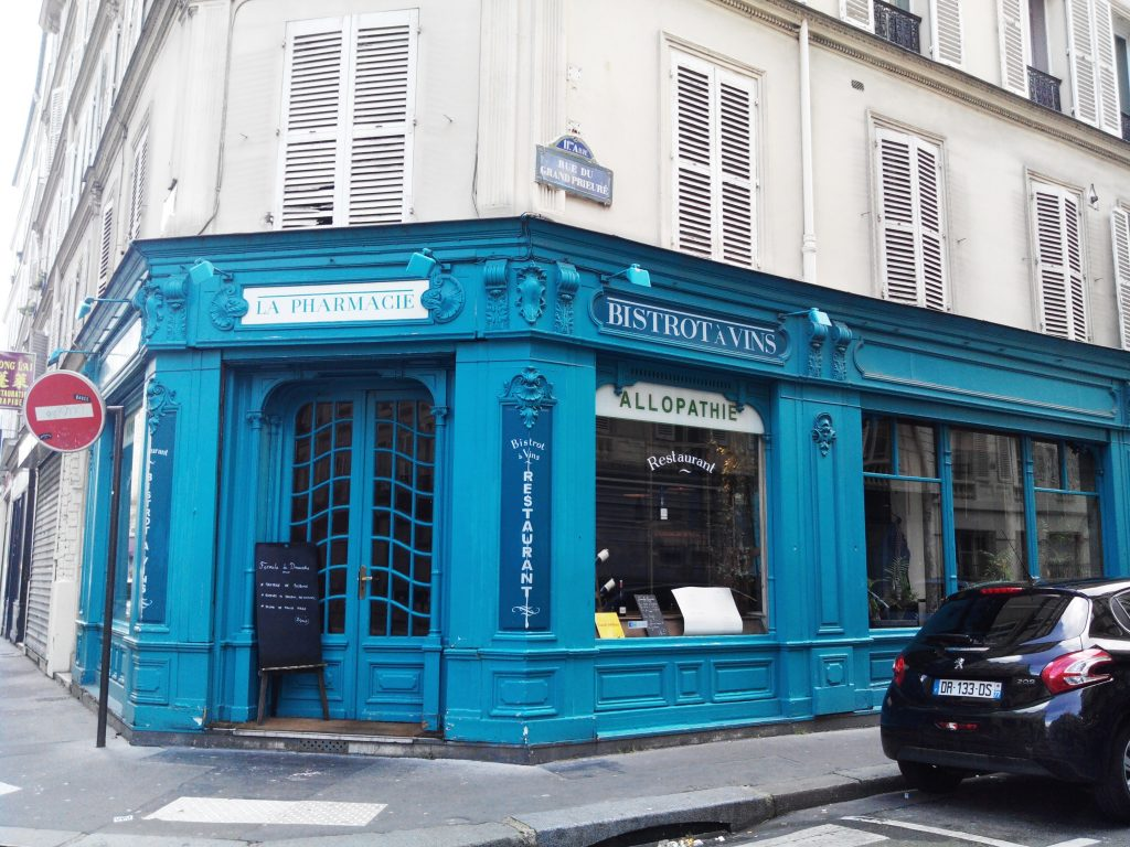 THE PHARMACY, PARIS 11