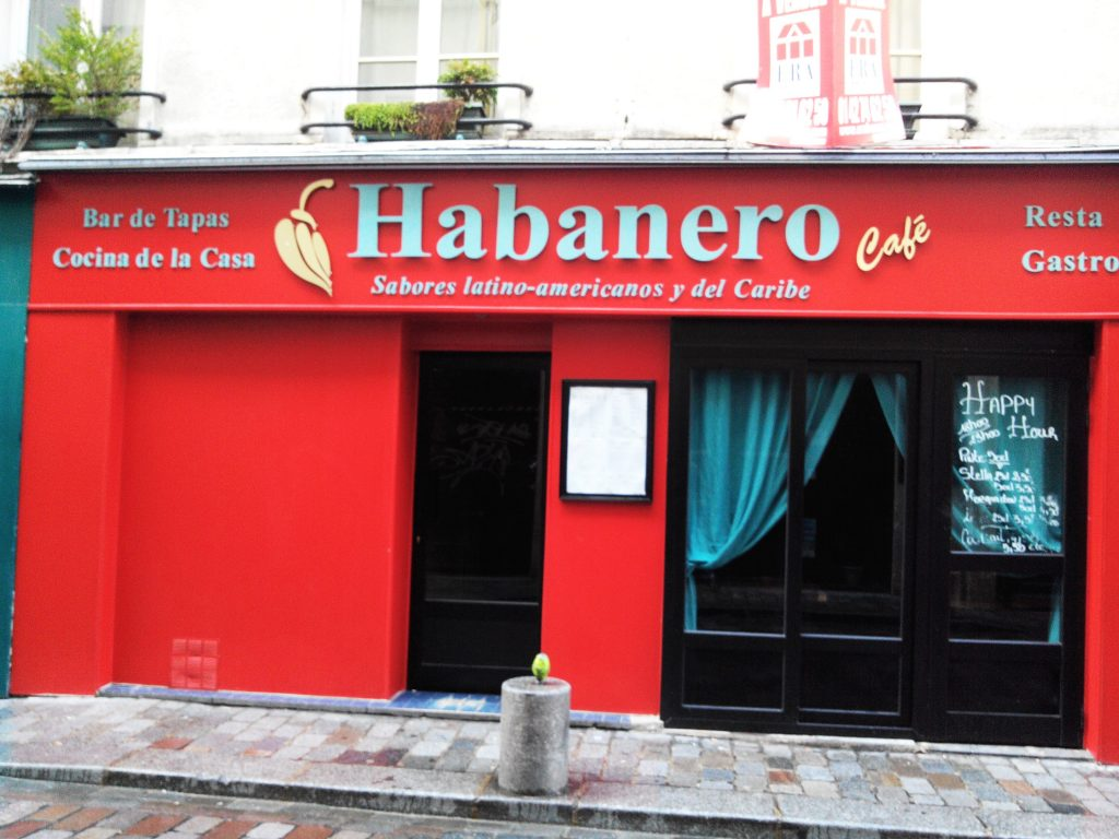 HABANERO, RUE DE LAPPE, PARIS