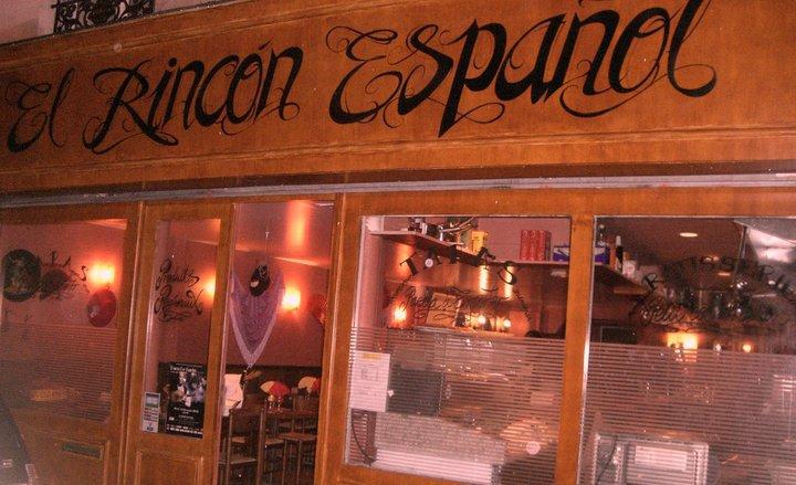 EL RINCON ESPANOL, PARIS