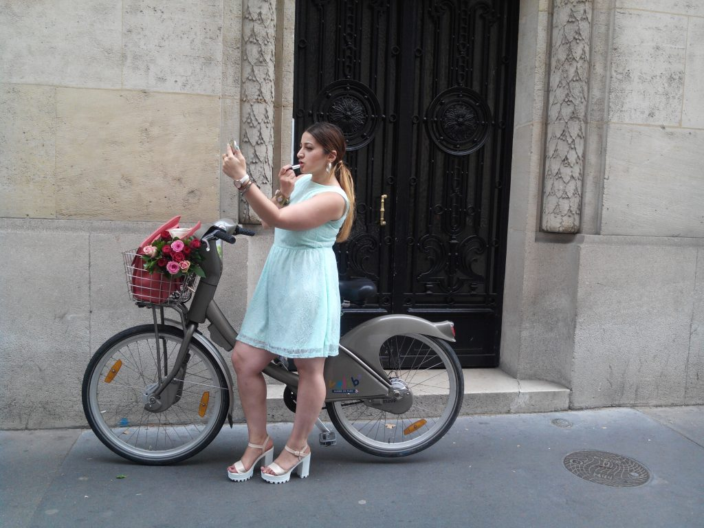 VELIB IN PARIS
